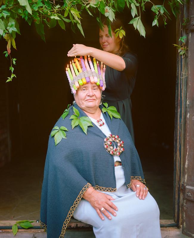 Portrait Liesma